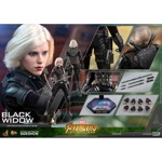 Marvel - Avengers: Infinity War - Black Widow 1/6 Scale Figure - Screenshot 6