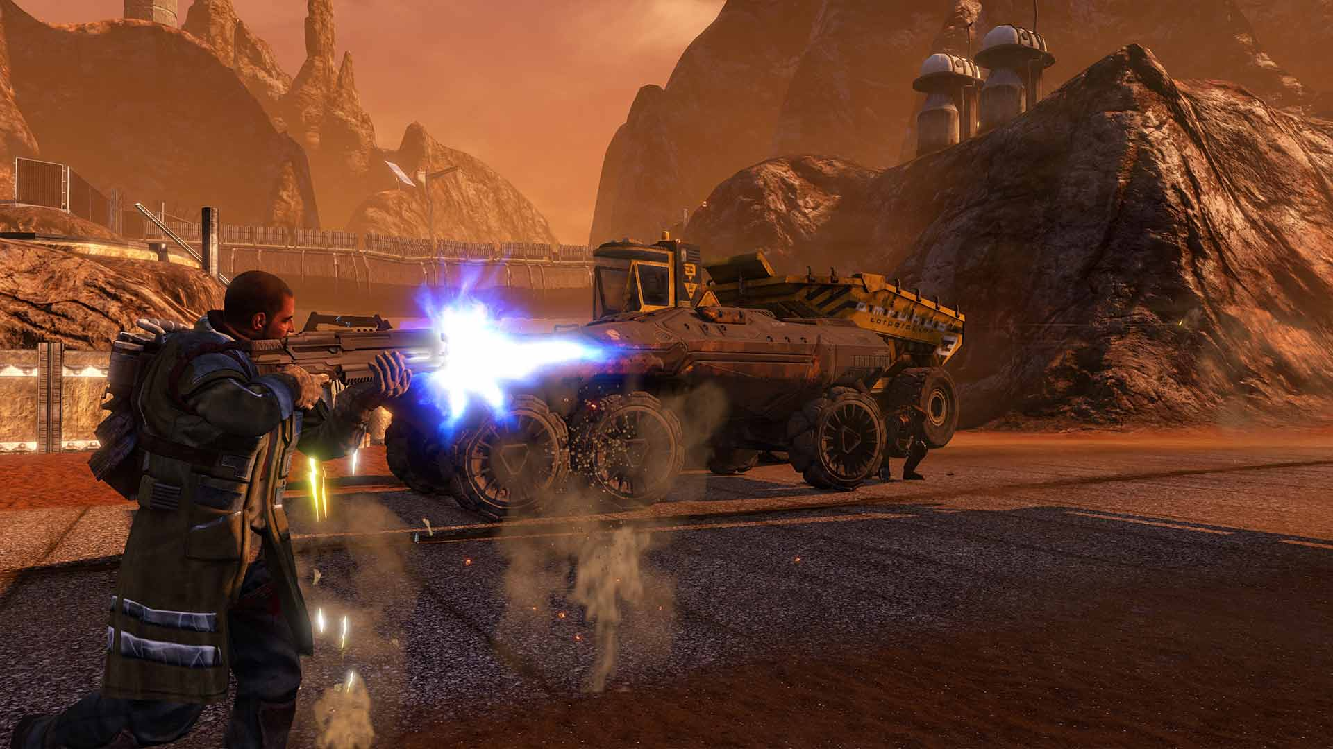 Red Faction: Guerrilla Re-Mars-tered Edition - Screenshot 5