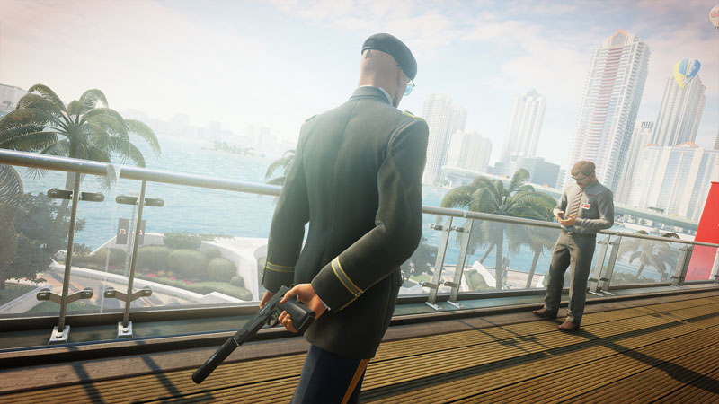 HITMAN 2 - Screenshot 1