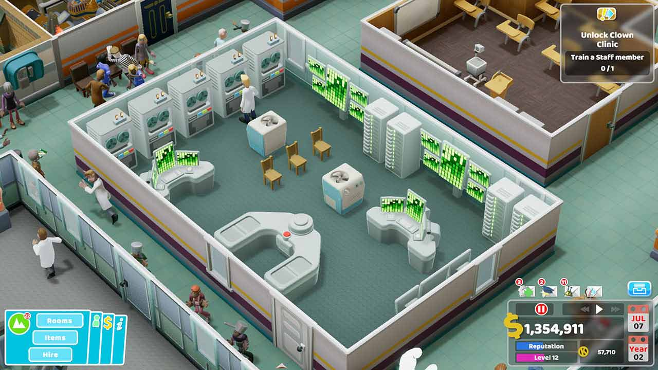 Two Point Hospital - Screenshot 4