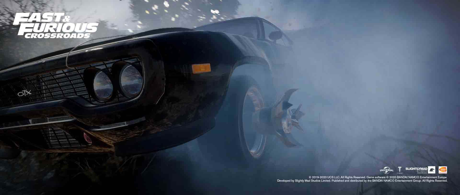 Fast & Furious Crossroads - Screenshot 3