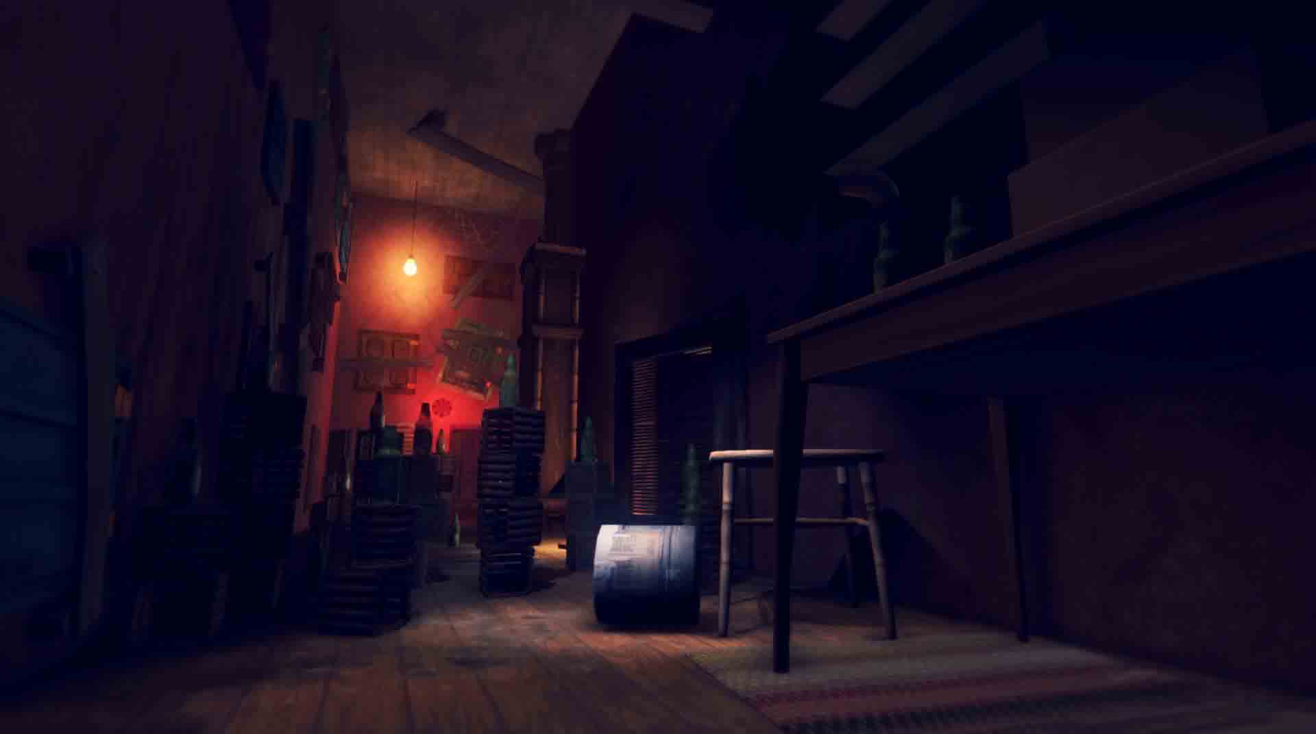 Among The Sleep - Screenshot 4
