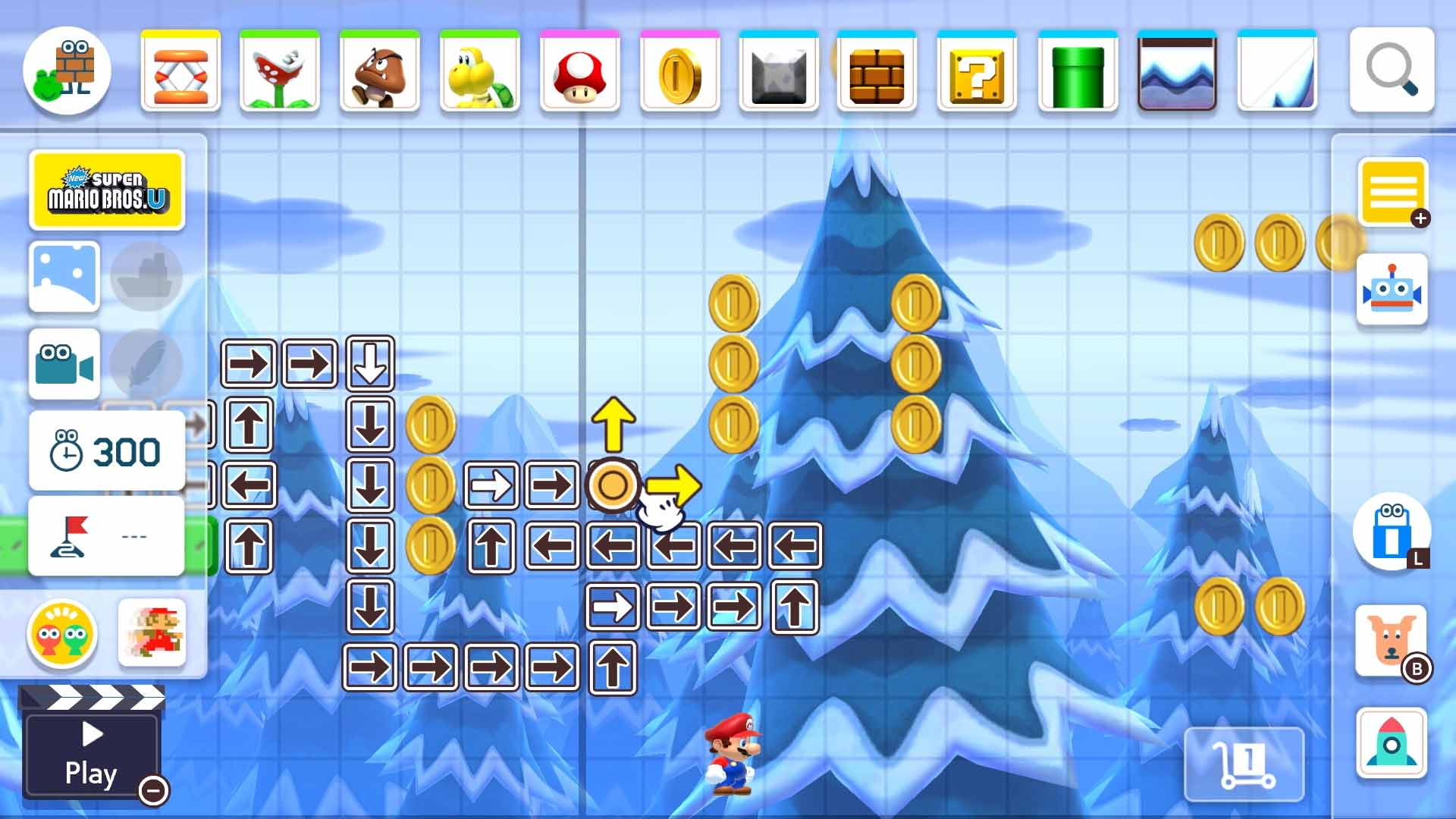 Super Mario Maker 2 - Screenshot 5