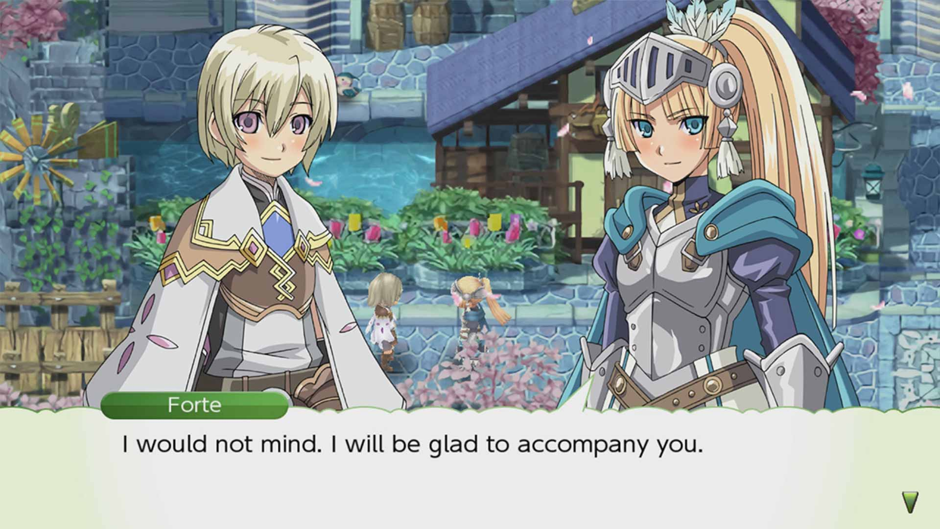 Rune Factory 4 - Screenshot 2
