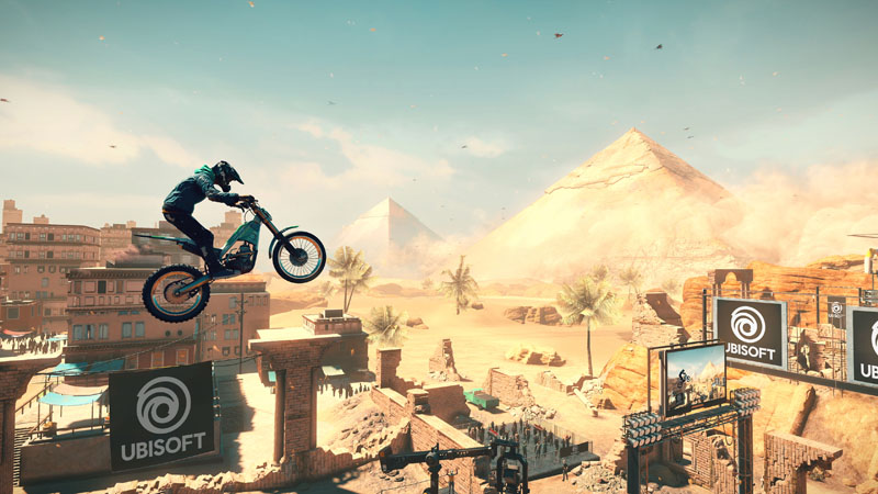 Trials Rising - Screenshot 4