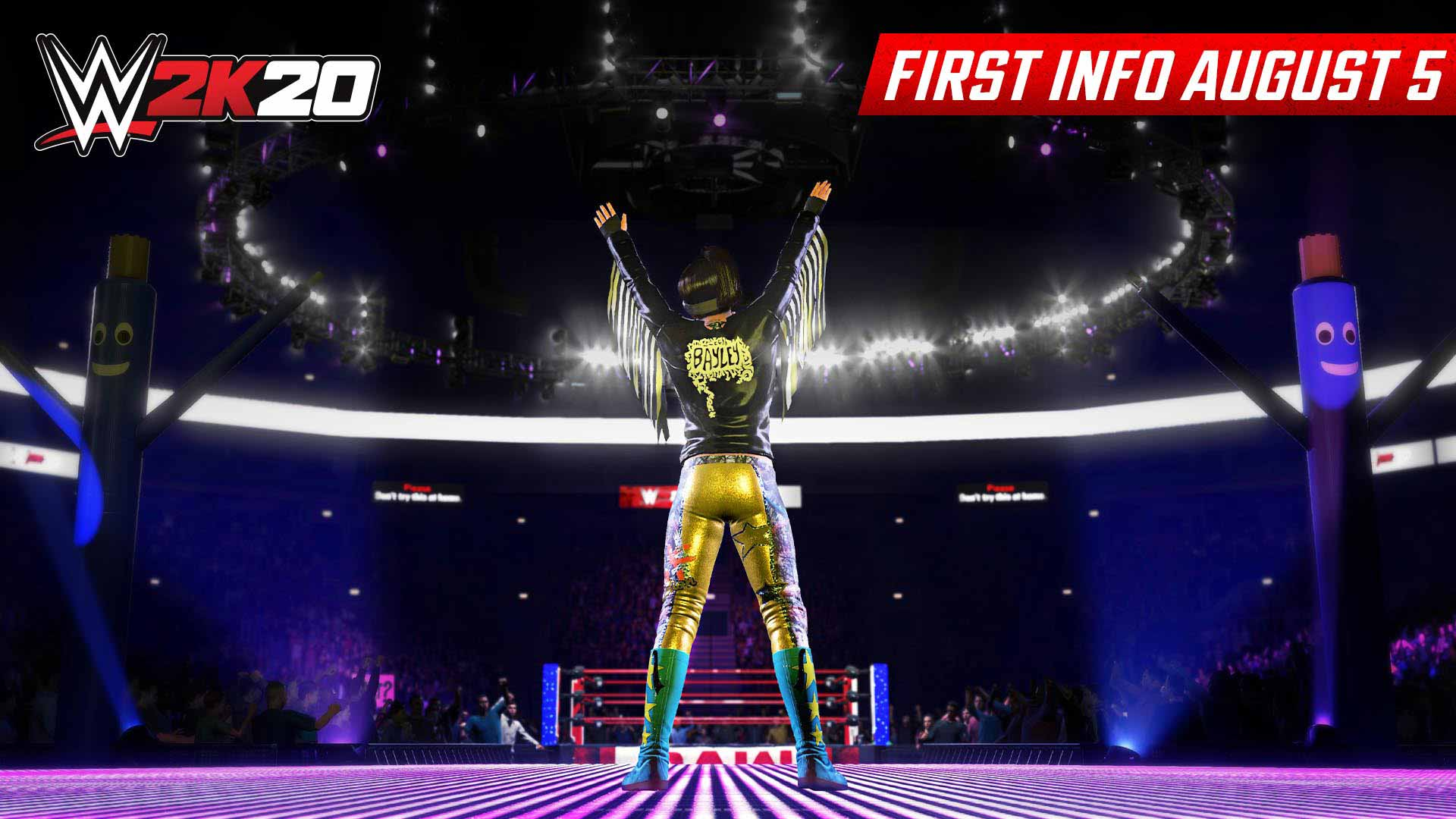 WWE 2K20 - Screenshot 1