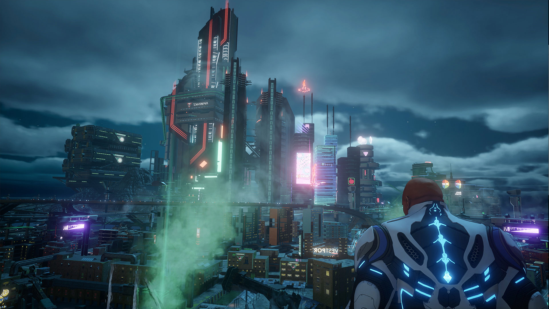 Crackdown 3 - Screenshot 5