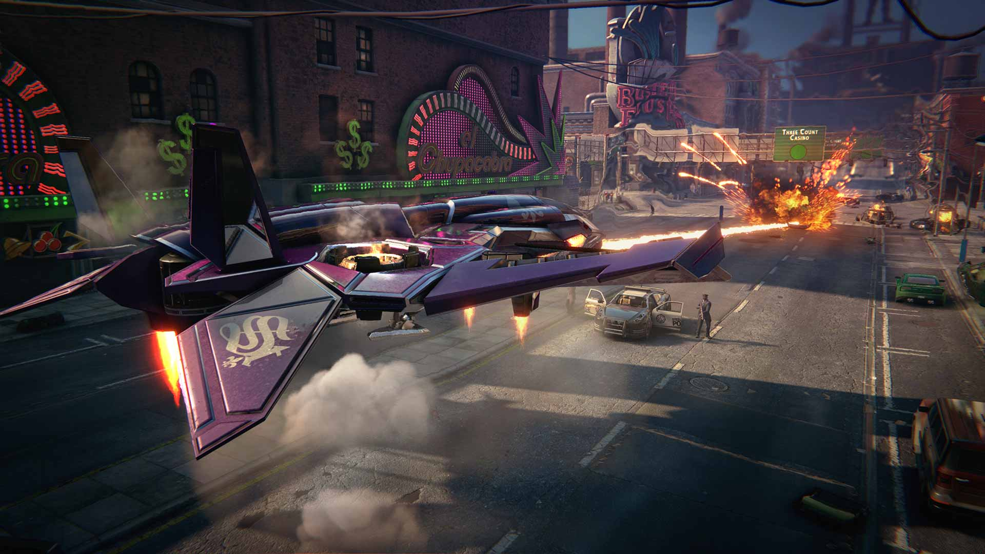 Saints Row the Third Remastered - Screenshot 6