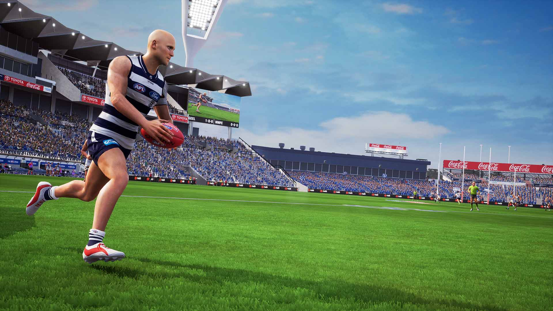 AFL Evolution 2 - Screenshot 5