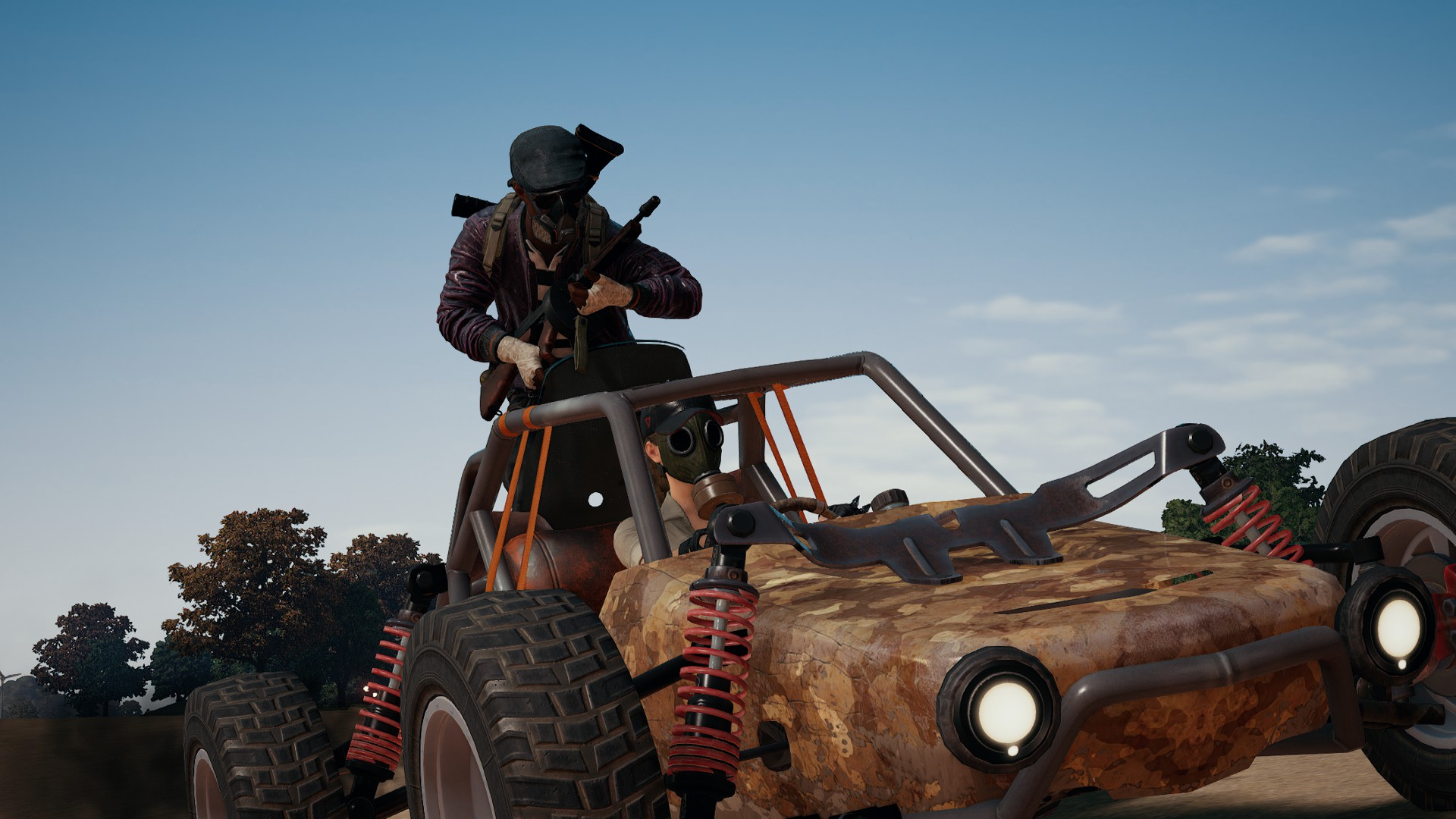 PlayerUnknown's Battlegrounds - Screenshot 2