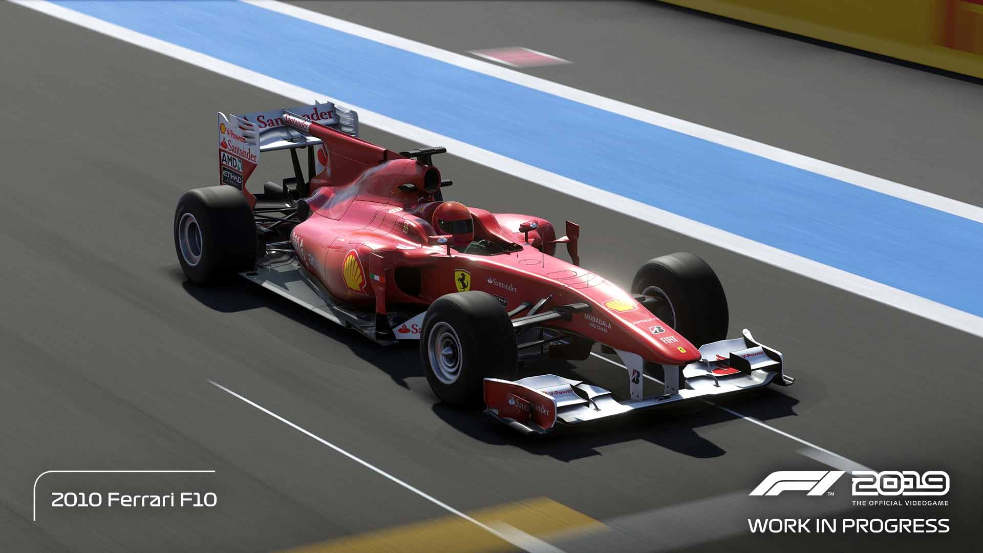 F1 2019 - Screenshot 8
