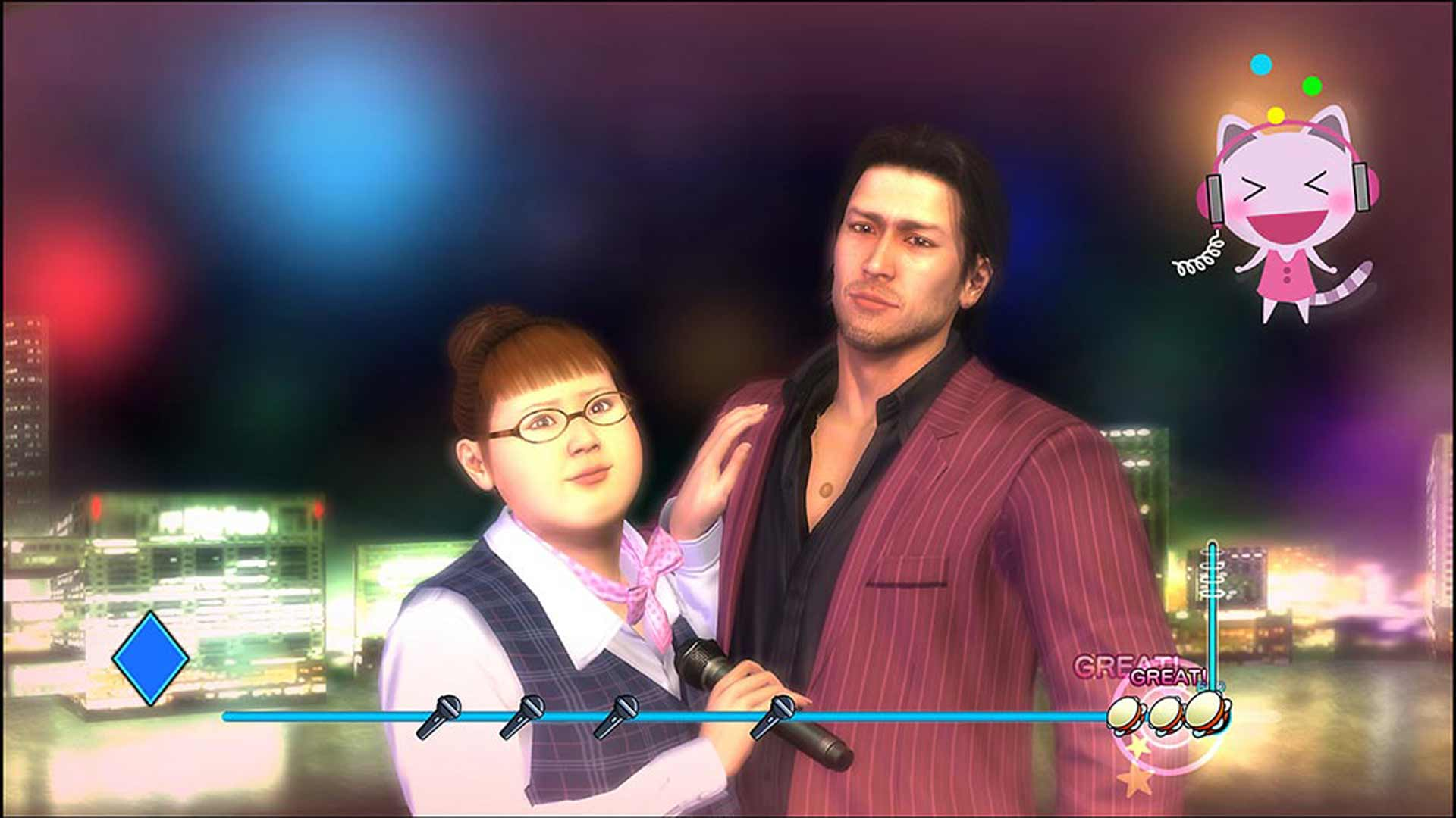 The Yakuza Remastered Collection Day One Edition - Screenshot 4