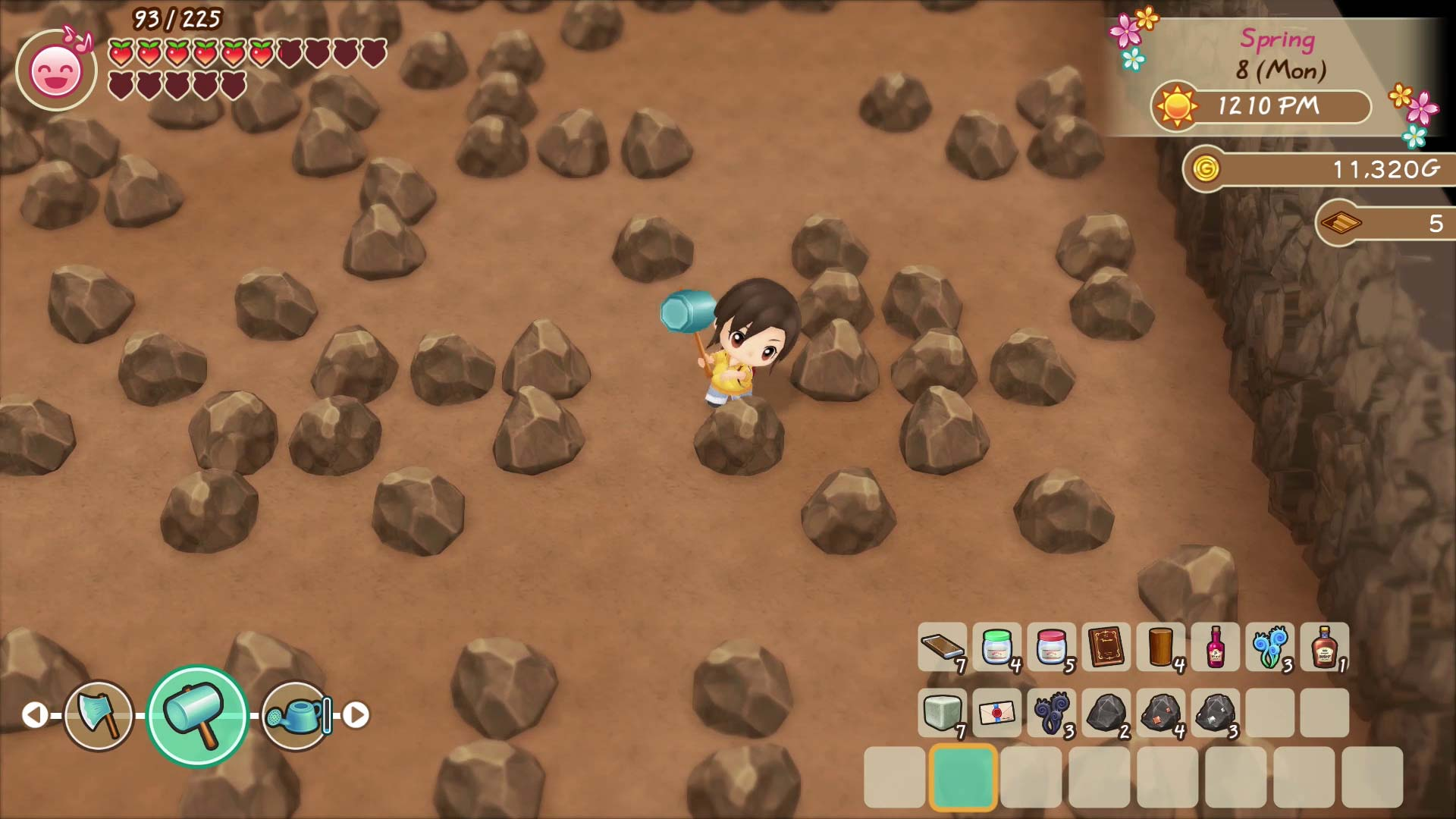 Story of Seasons: Friends of Mineral Town - Screenshot 9