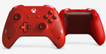 Xbox One S Wireless Controller Sport Red - Screenshot 1