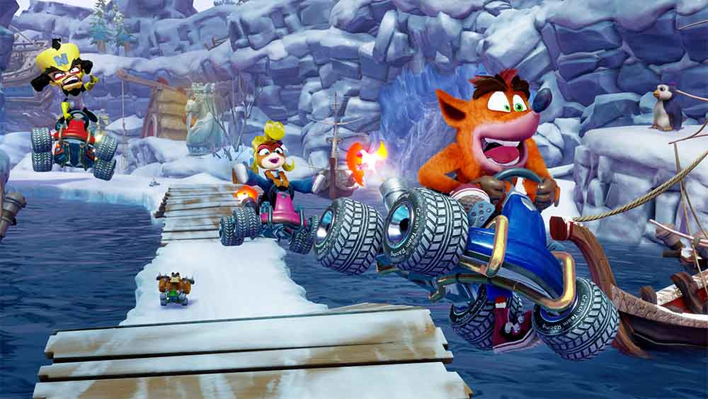 Crash Team Racing Nitro-Fueled - Screenshot 1