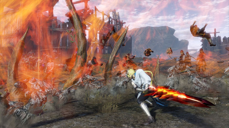 Warriors Orochi 4 - Screenshot 2