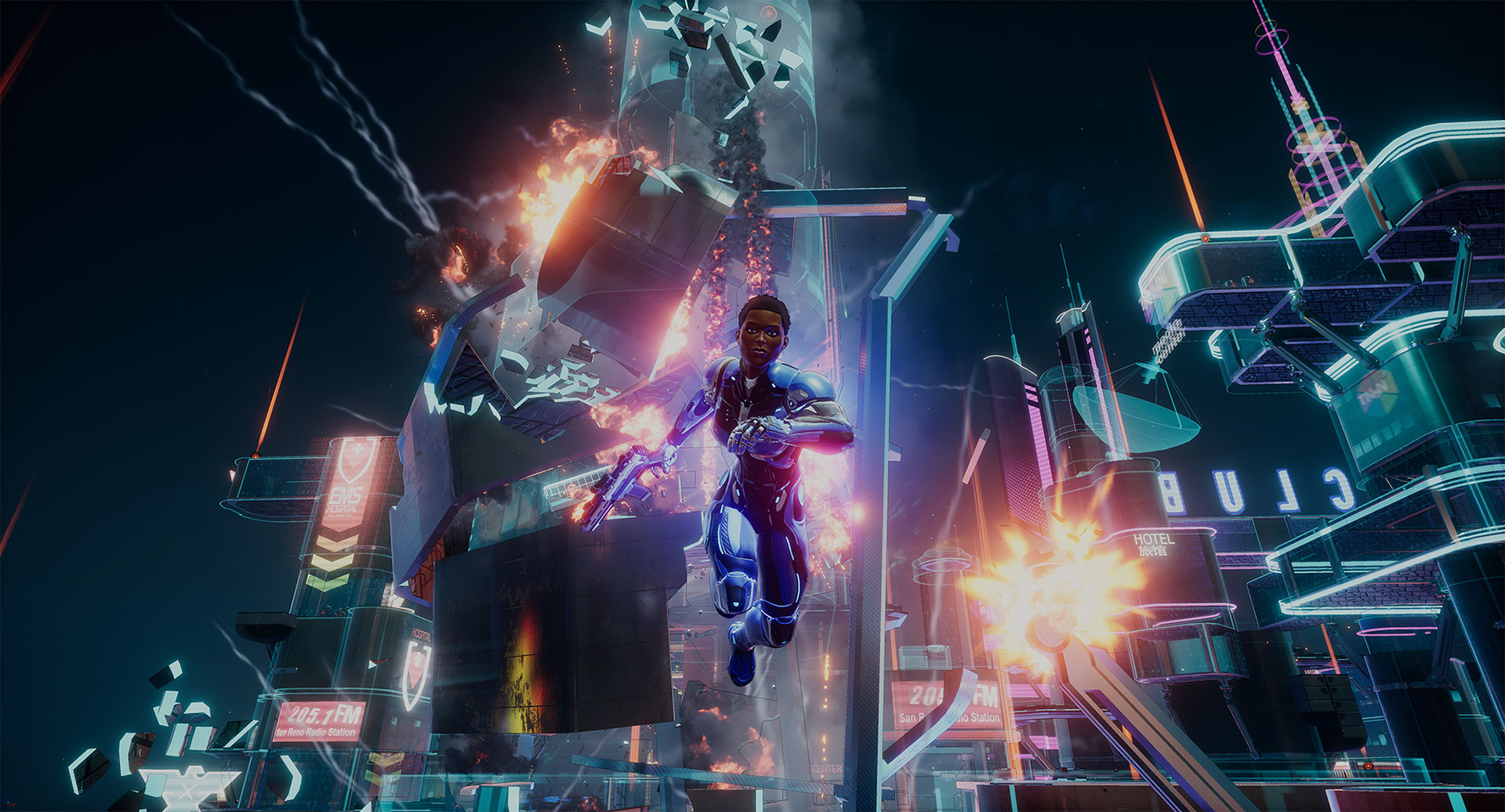Crackdown 3 - Screenshot 6