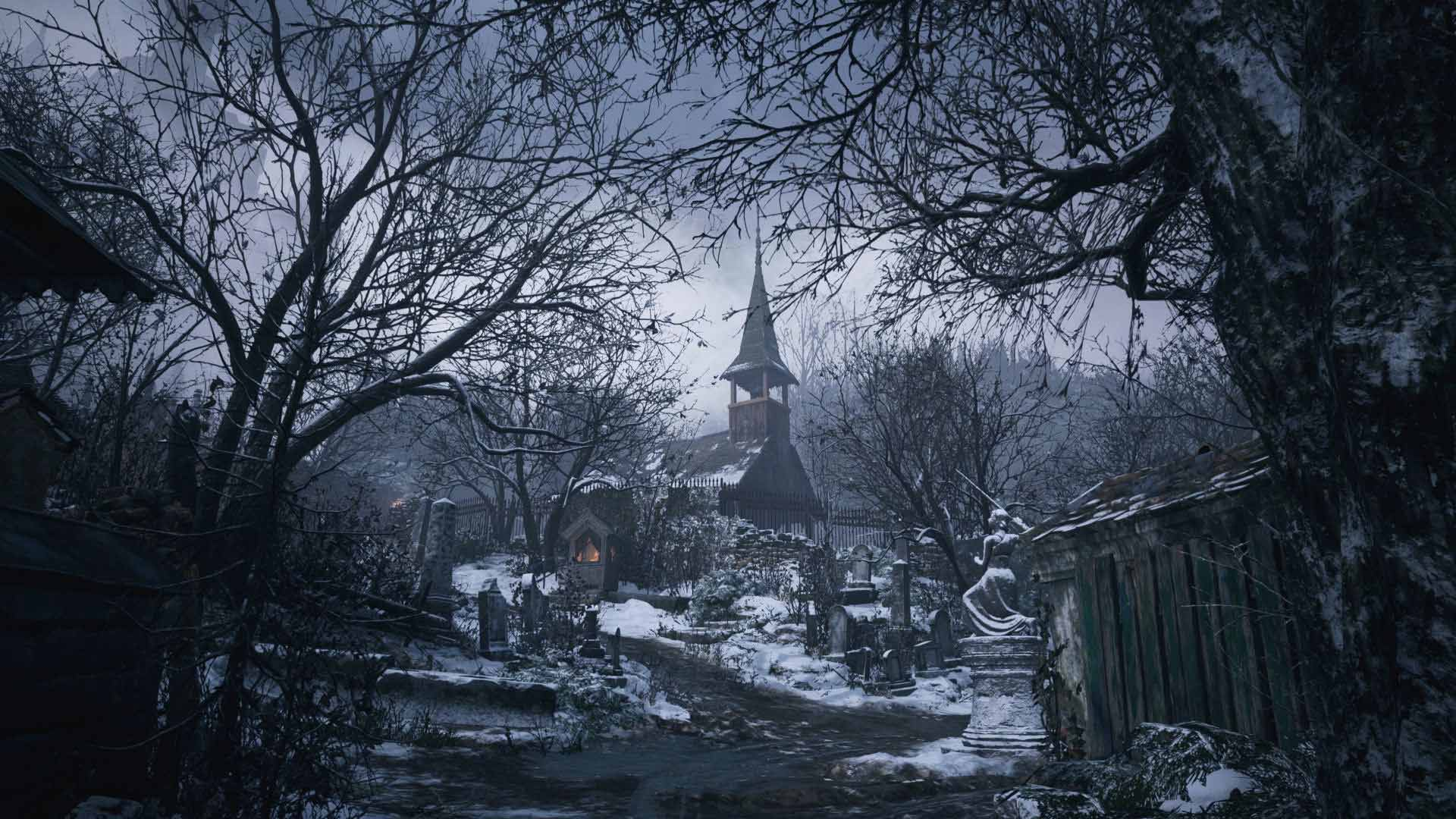 Resident Evil Village Lenticular Edition - Screenshot 6