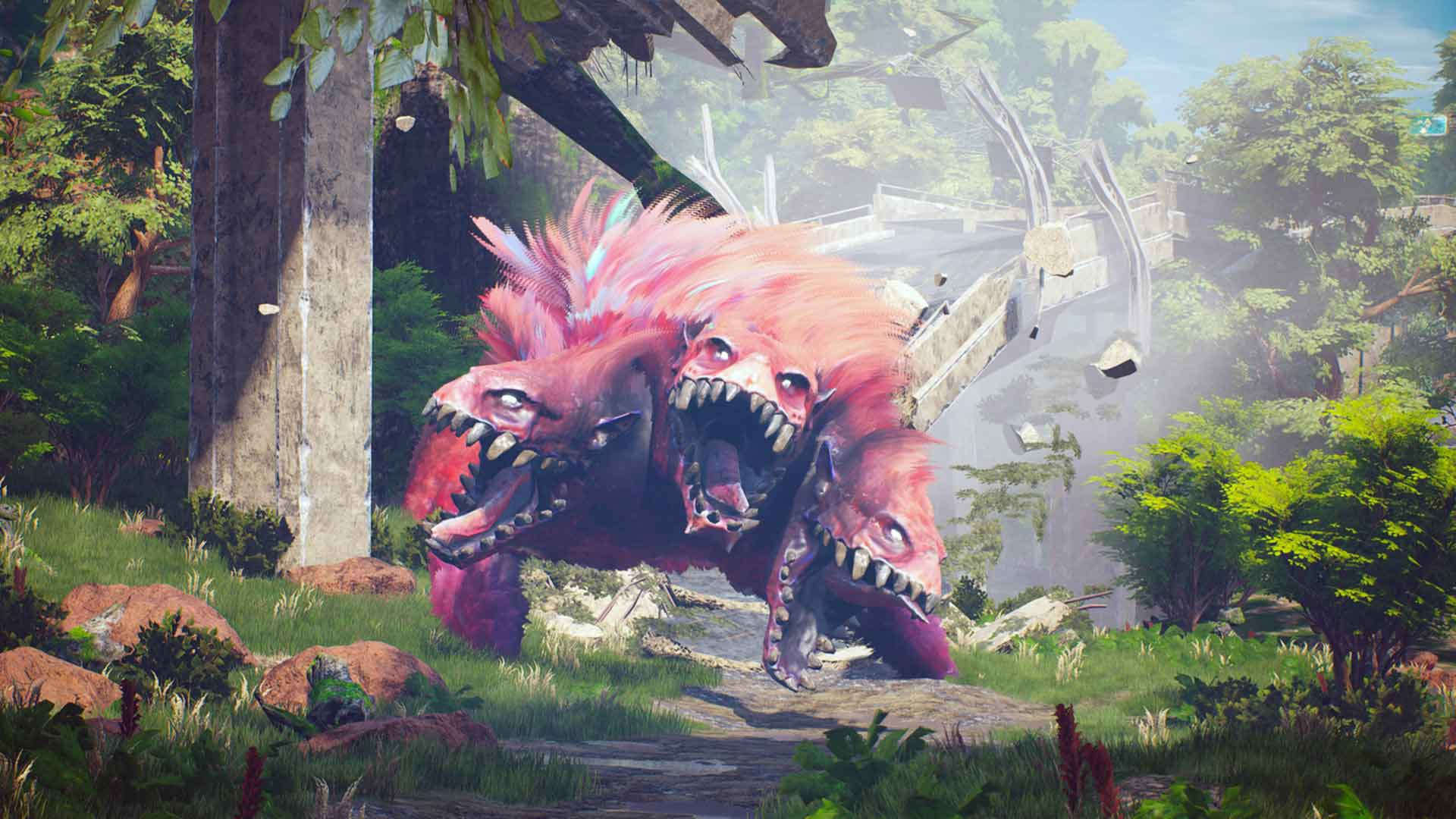 Biomutant Collector's Edition - Screenshot 5