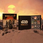 Star Wars - The Mandalorian - Pin Set - Screenshot 2