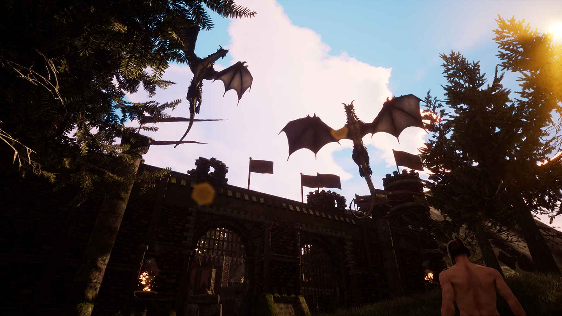 Citadel: Forged With Fire - Screenshot 2
