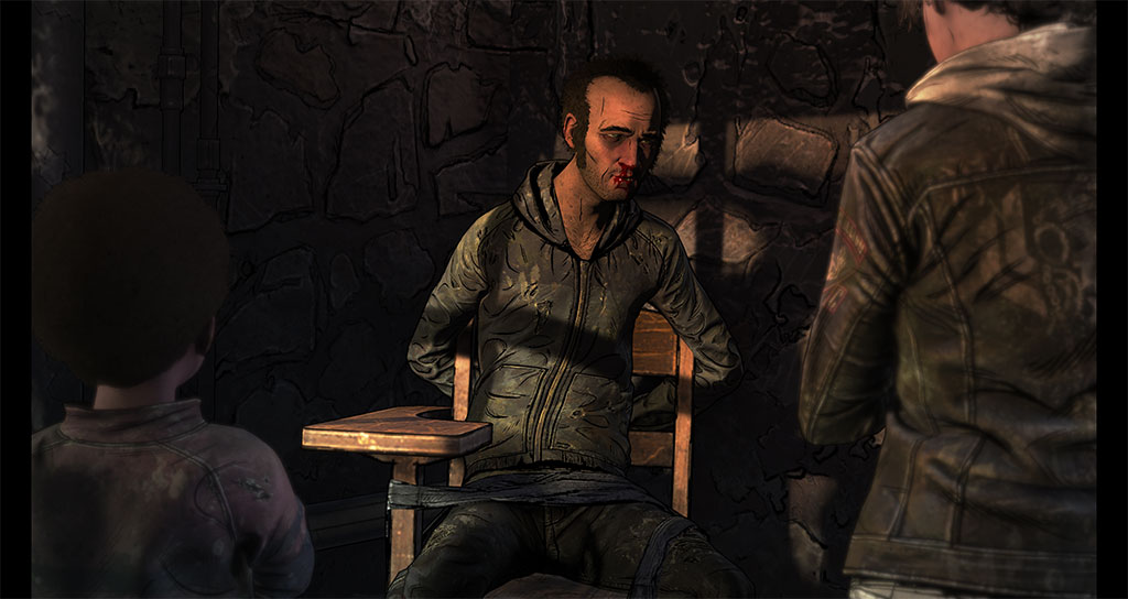 The Walking Dead: The Telltale Series  - The Final Season - Screenshot 3
