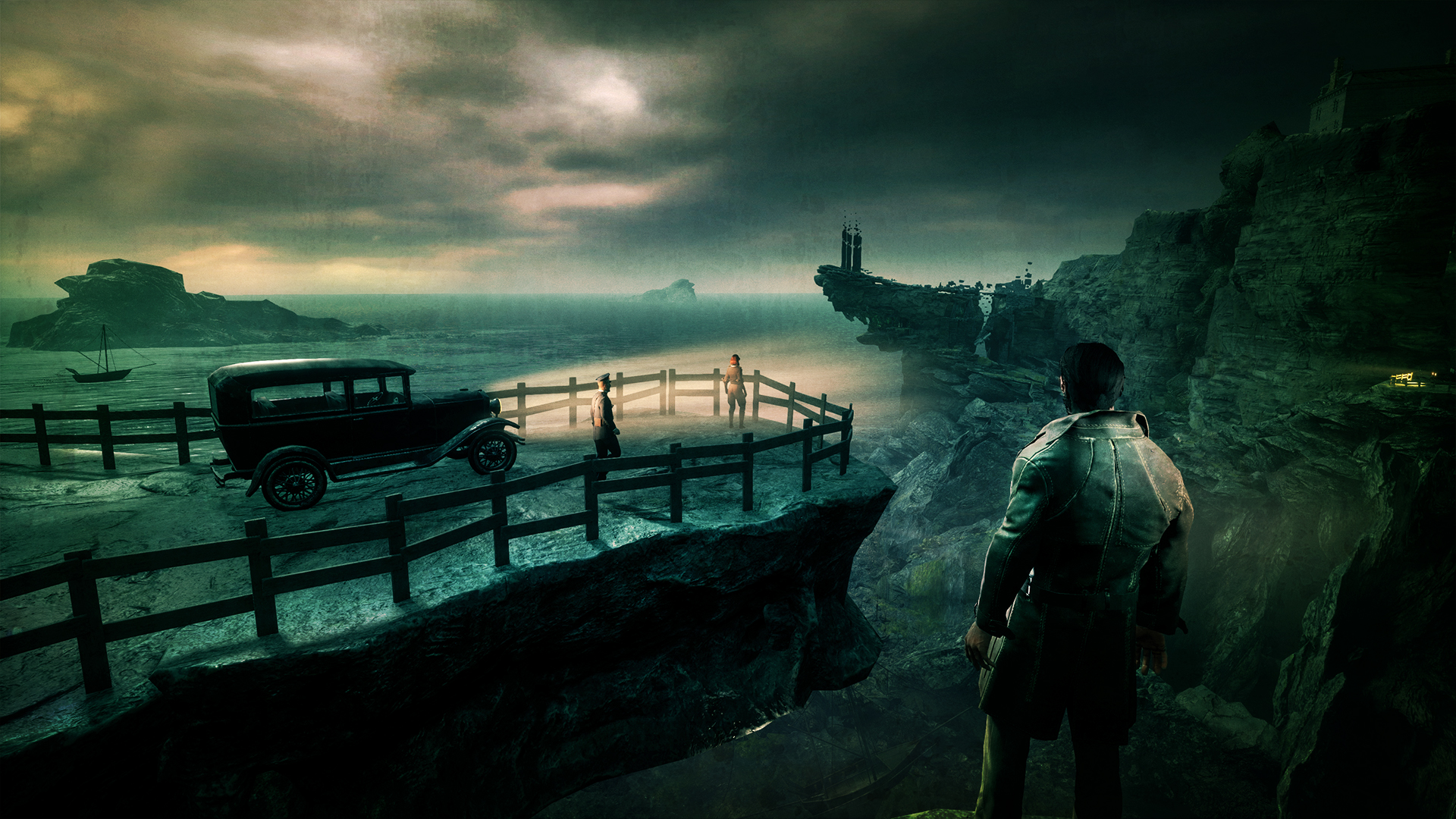 Call of Cthulhu - Screenshot 7