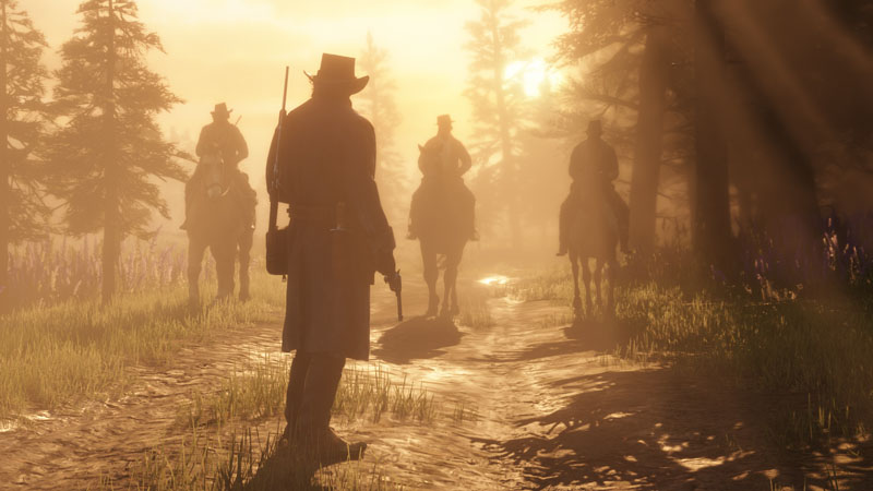 Red Dead Redemption 2 - Screenshot 7