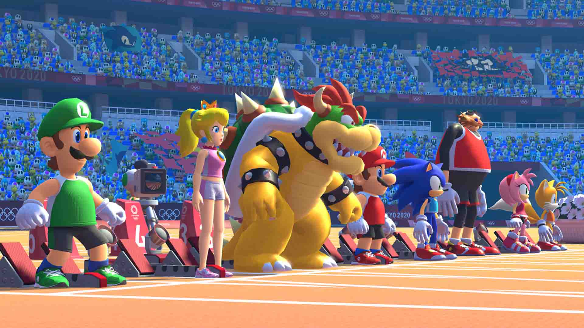 Mario & Sonic at the Olympic Games Tokyo 2020 - Screenshot 6