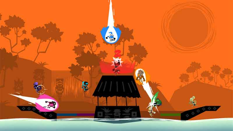 Runbow Deluxe Edition - Screenshot 2