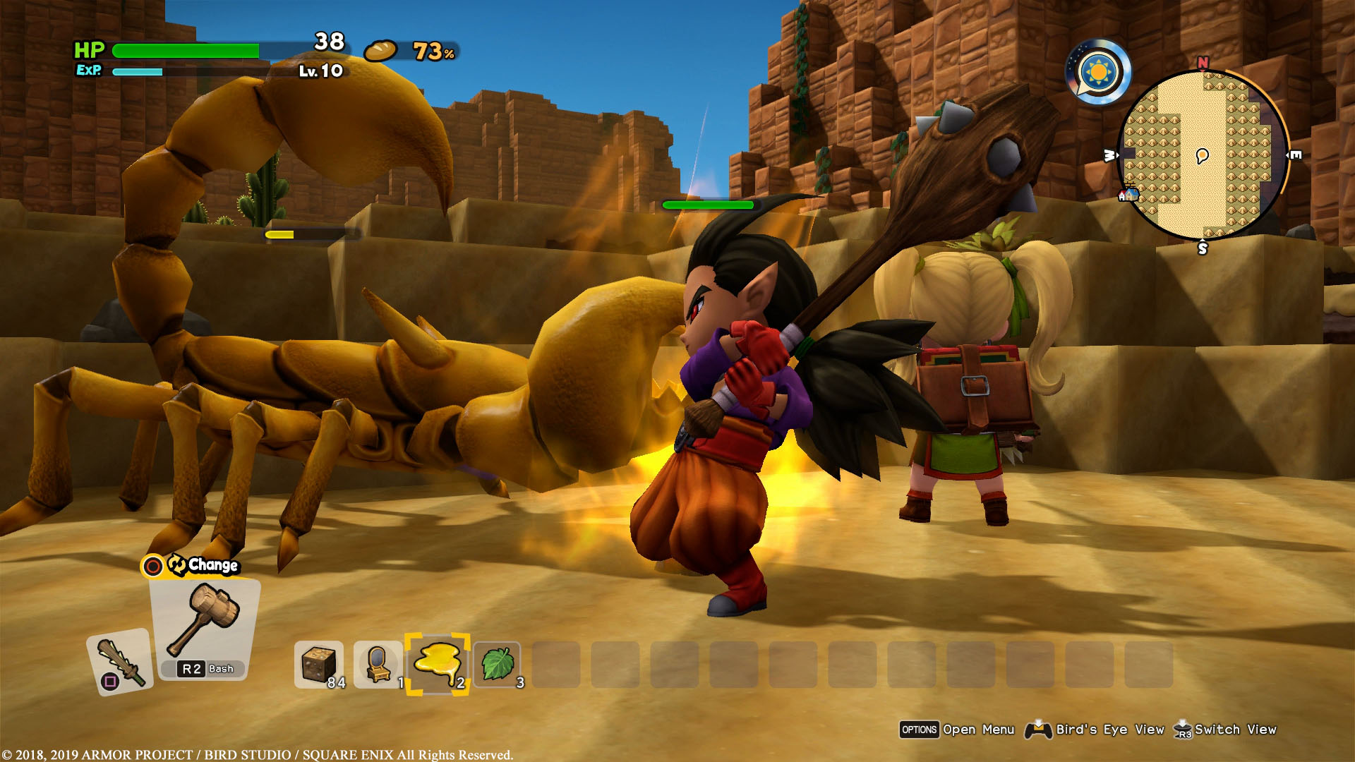 Dragon Quest Builders 2 - Screenshot 22
