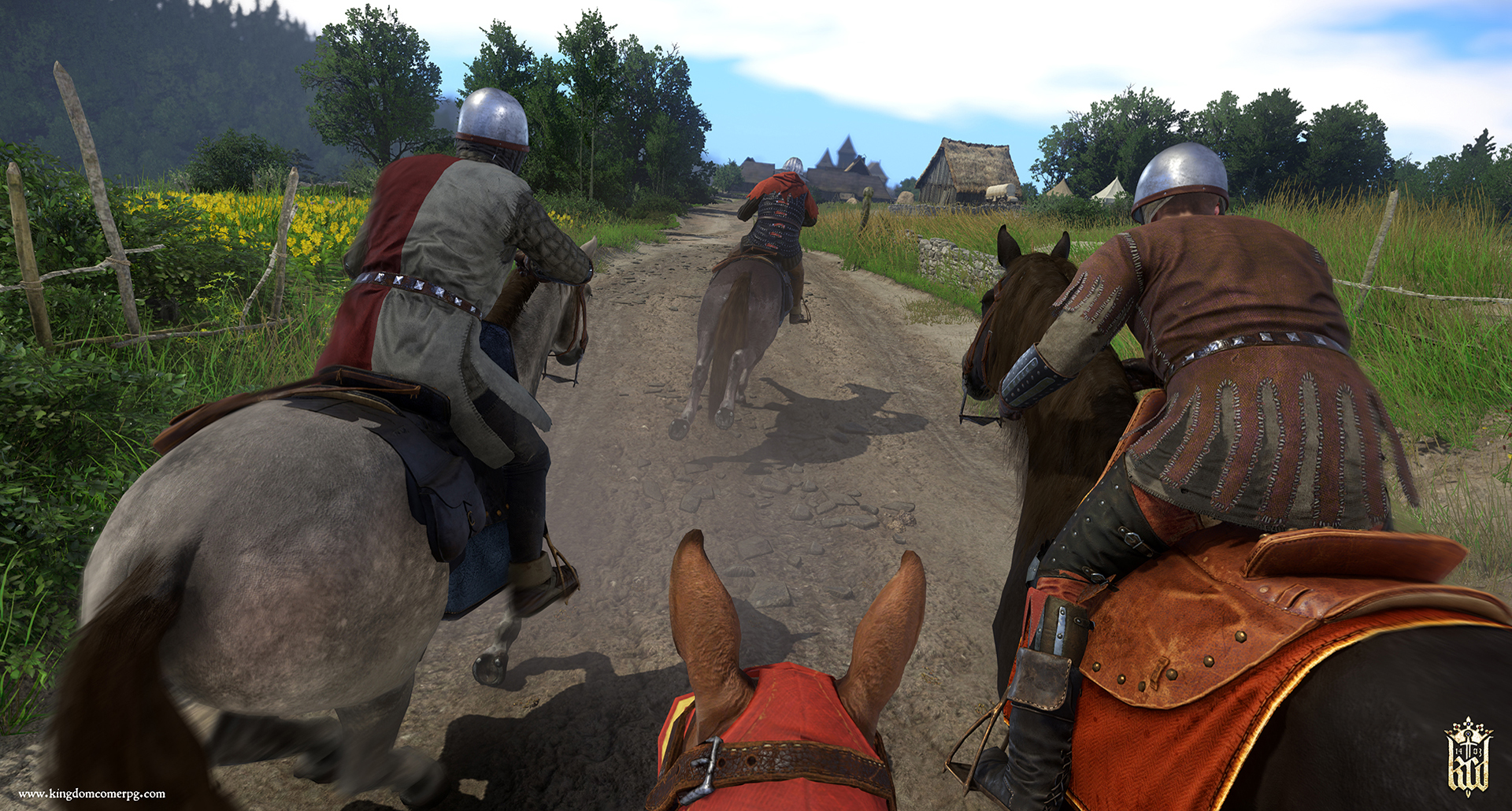 Kingdom Come Deliverance: Royal Edition - Screenshot 5