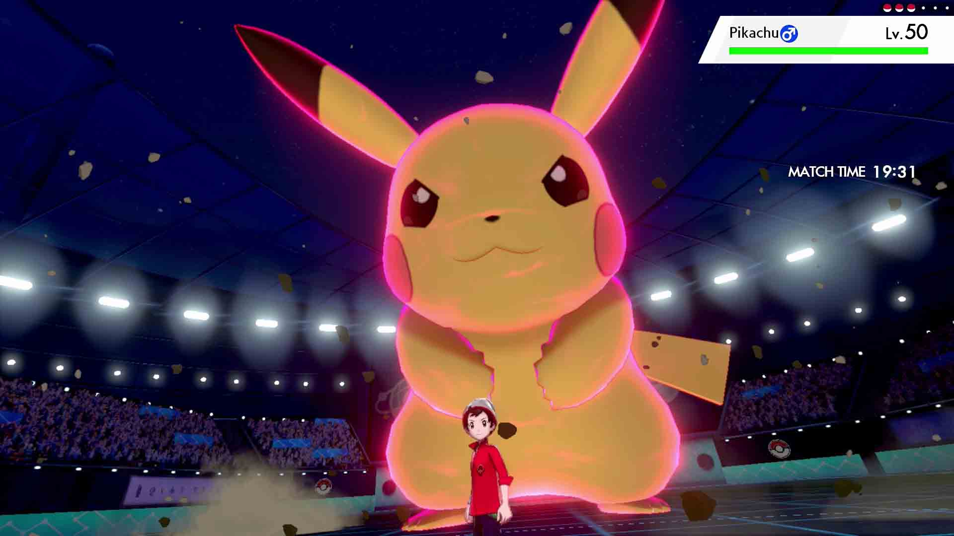 Pokemon Sword - Screenshot 8