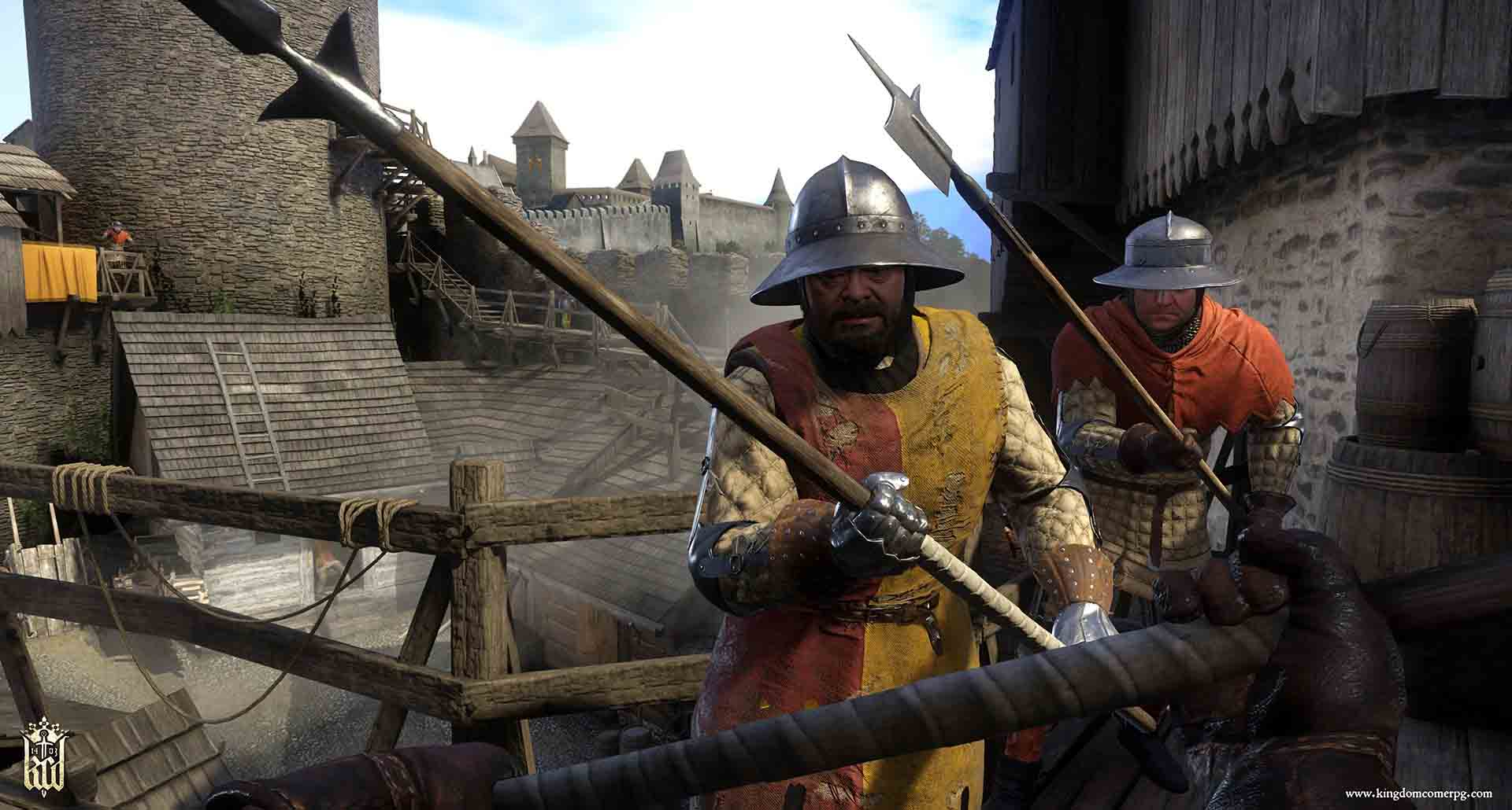 Kingdom Come Deliverance: Royal Edition - Screenshot 4