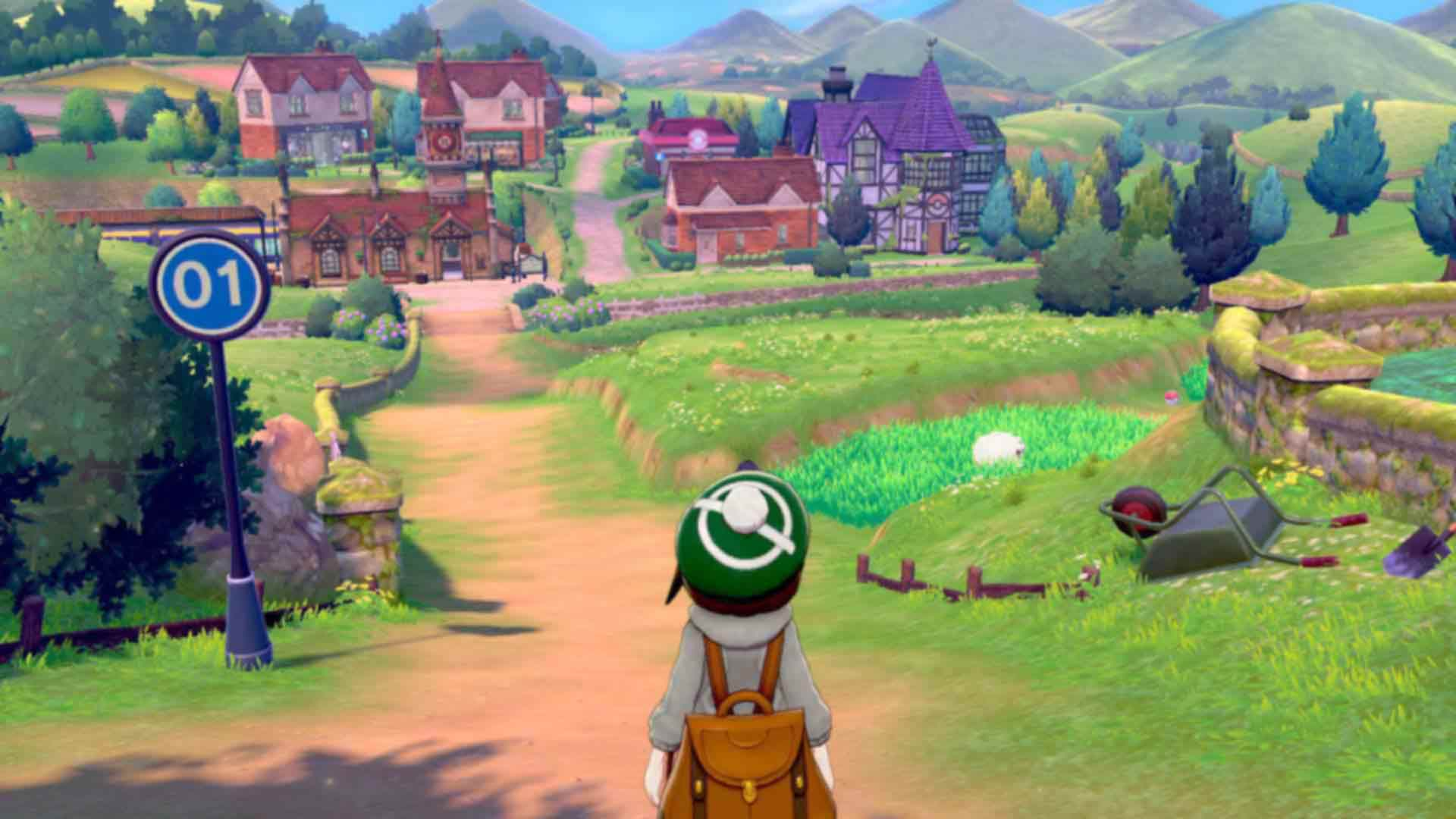 Pokemon - Sword - Screenshot 6