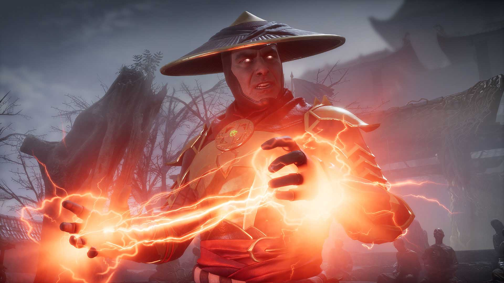 Mortal Kombat 11 - Screenshot 1