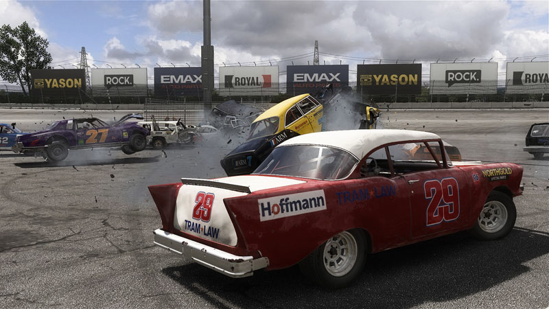 Wreckfest - Screenshot 6