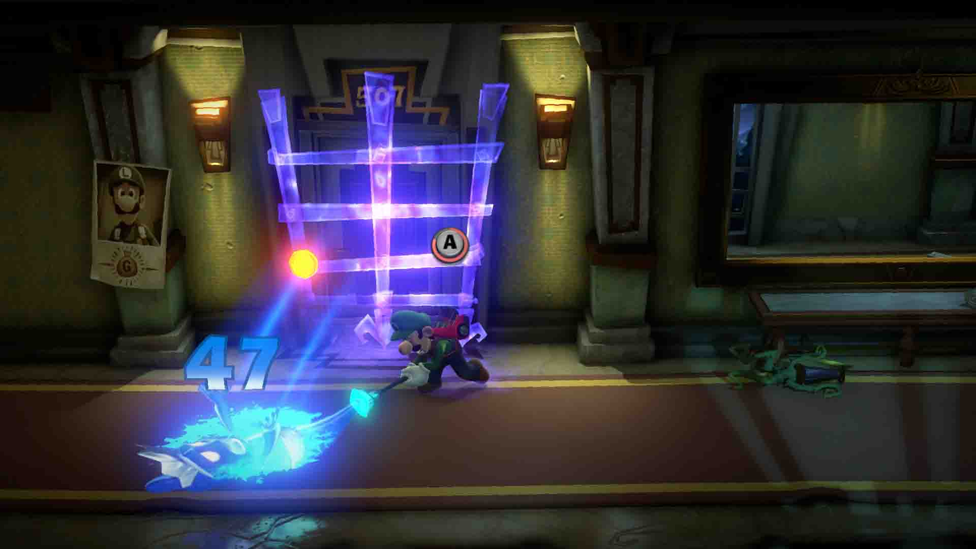 Luigi's Mansion 3 - Screenshot 6