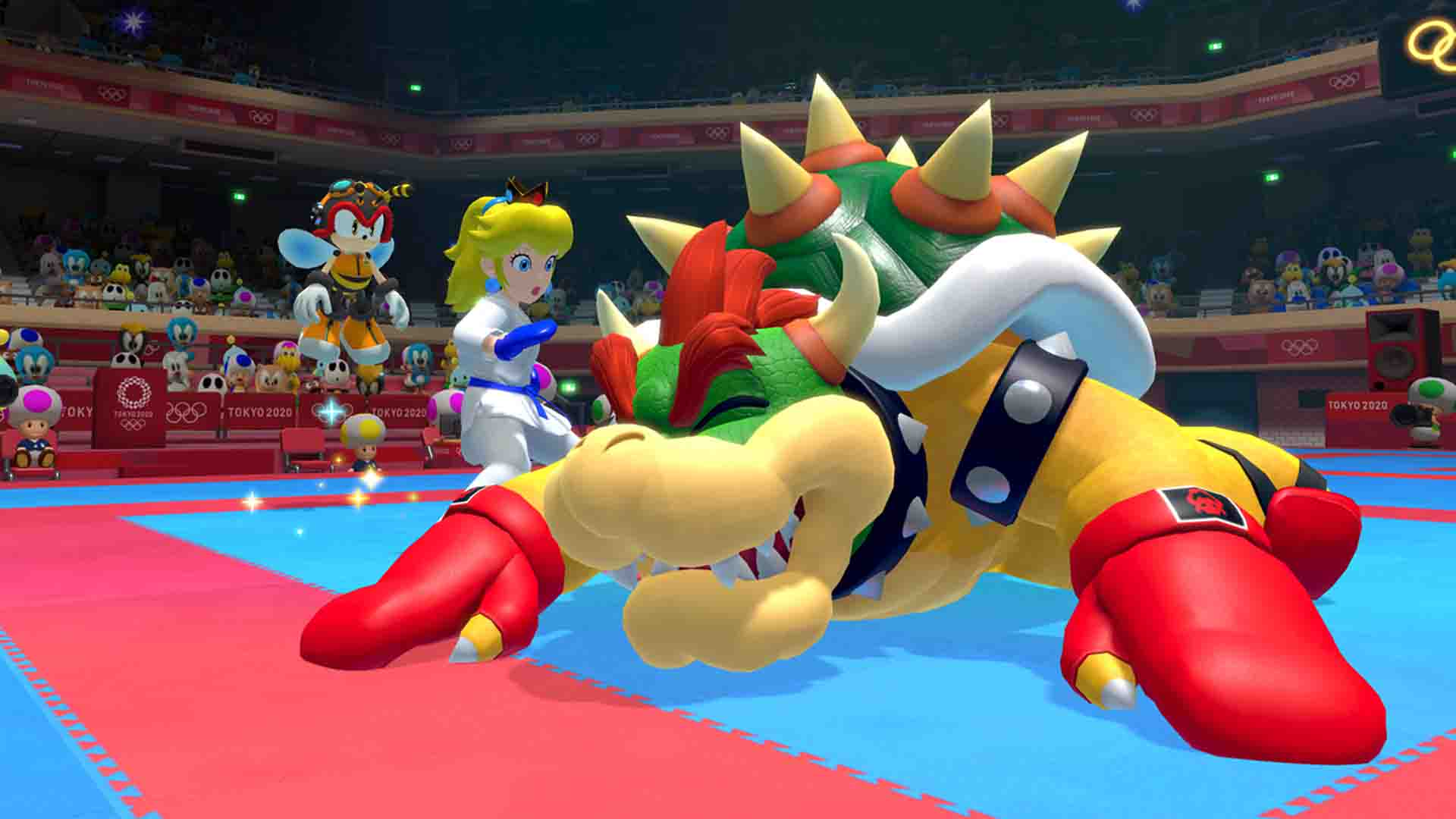 Mario & Sonic at the Olympic Games Tokyo 2020 - Screenshot 4