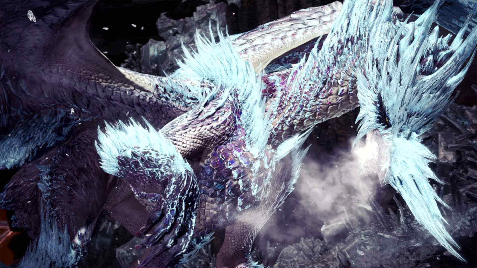 Monster Hunter World: Iceborne - Screenshot 2