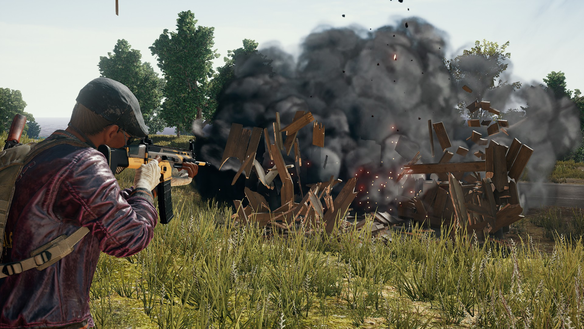 PlayerUnknown's Battlegrounds - Screenshot 1