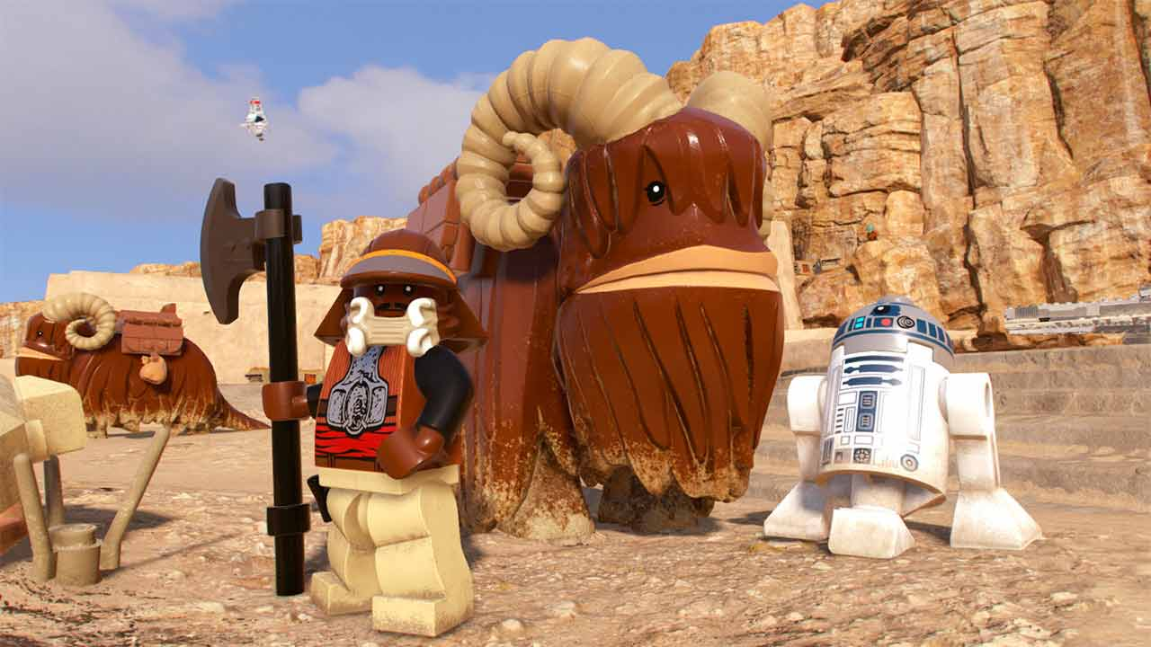 LEGO Star Wars: The Skywalker Saga - Screenshot 2