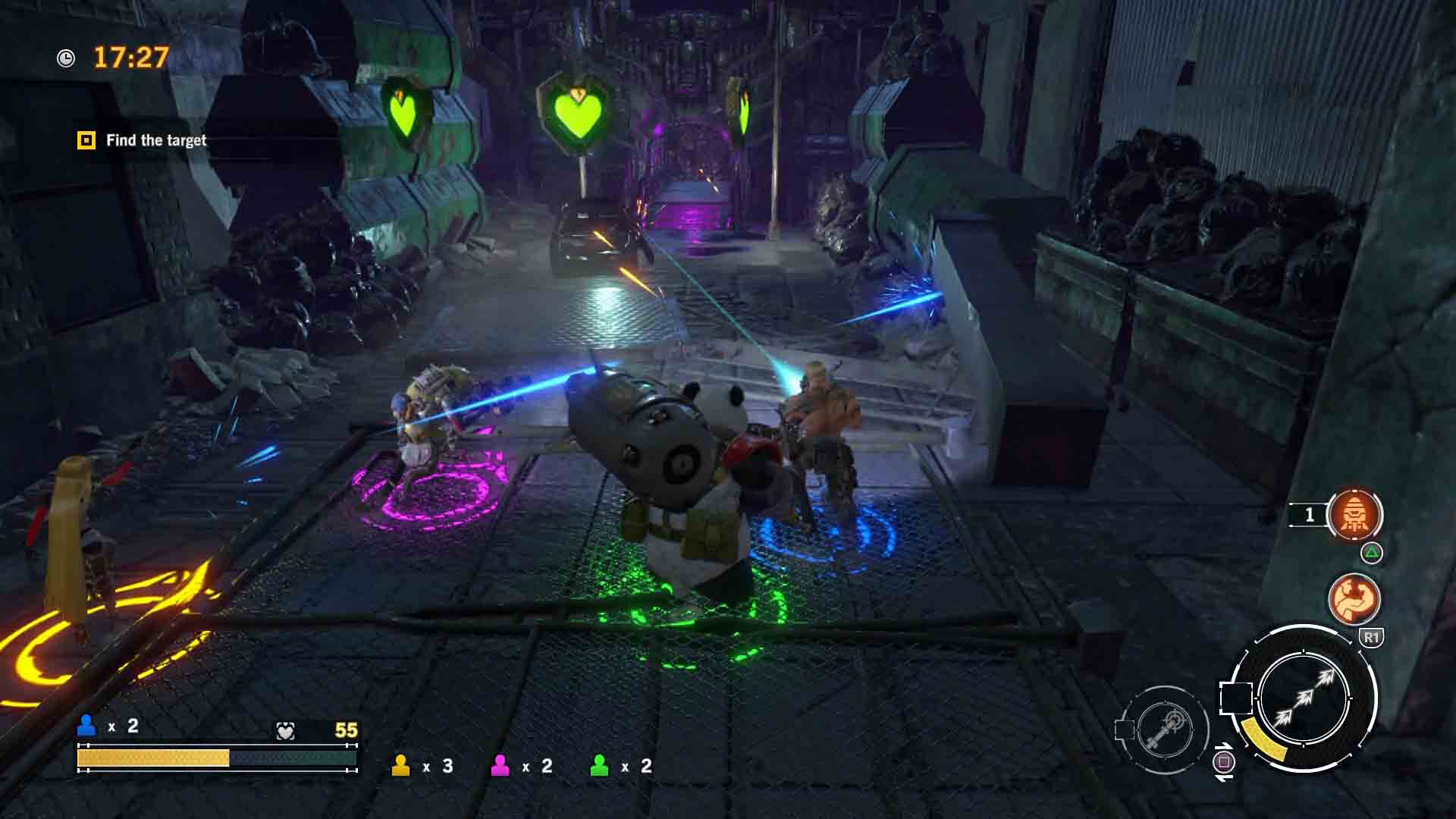 Contra: Rogue Corps - Screenshot 6