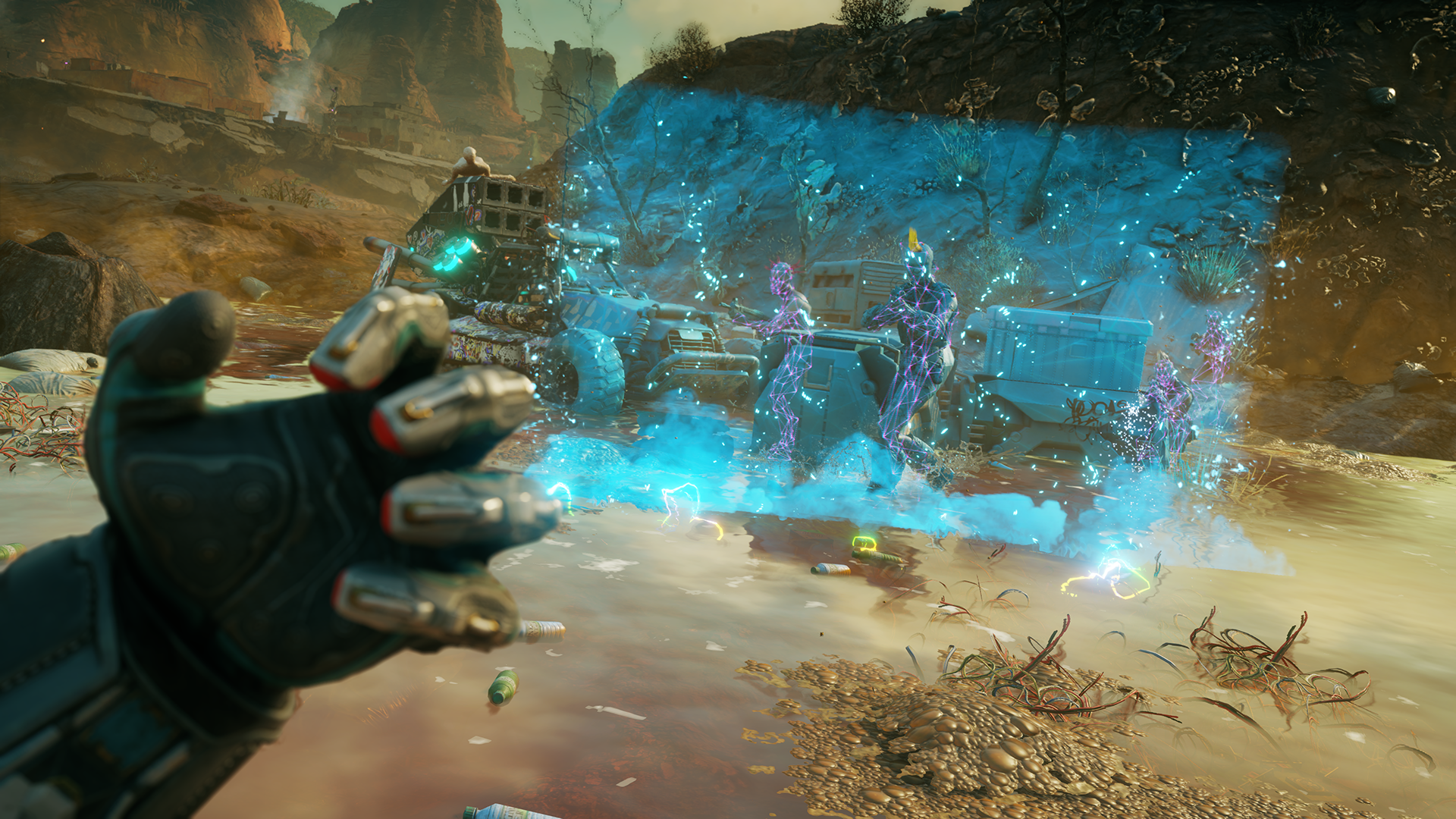 Rage 2 Deluxe Edition - Screenshot 2