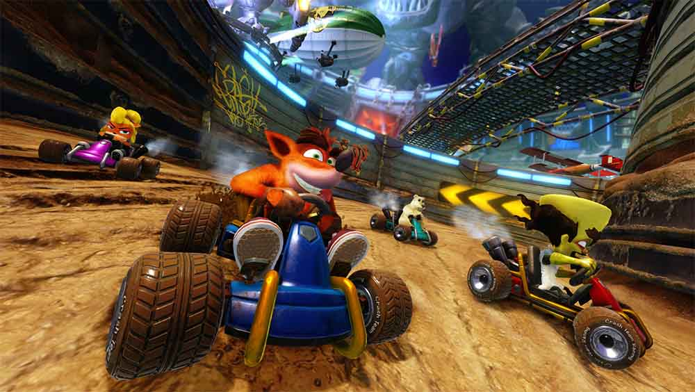Crash Team Racing Nitro-Fuelled - Screenshot 5