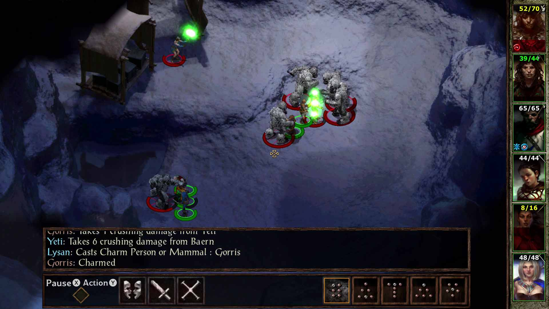 Planescape: Torment & Icewind Dale Enhanced Edition - Screenshot 15