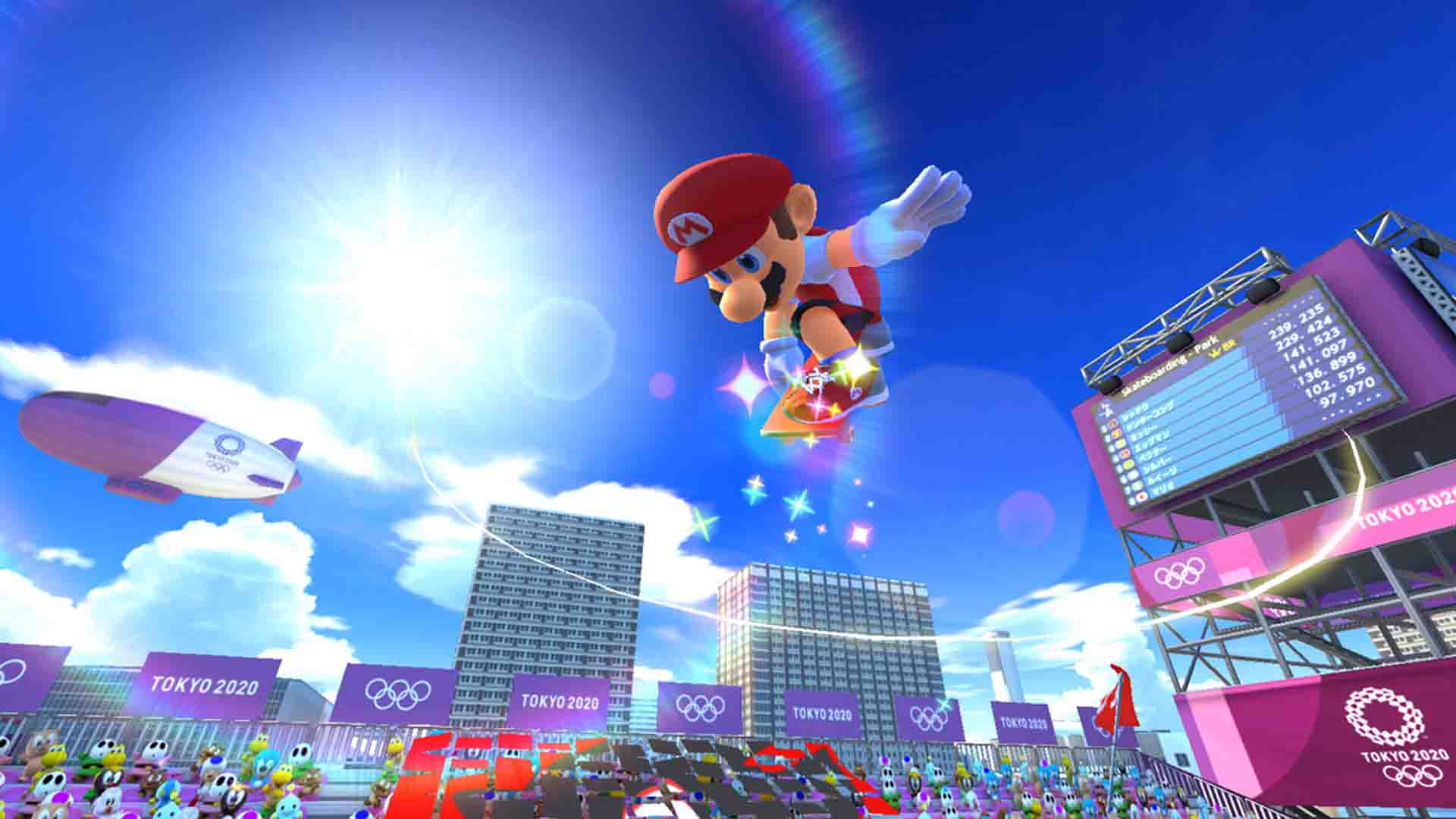 Mario & Sonic at the Olympic Games Tokyo 2020 - Screenshot 5