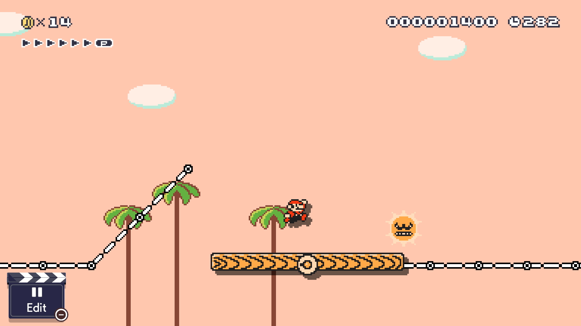 Super Mario Maker 2 - Screenshot 4