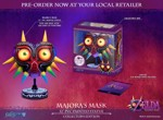 "The Legend Of Zelda - Majora's Mask Collector's Edition 12"" PVC Painted Statue - Screenshot 16"