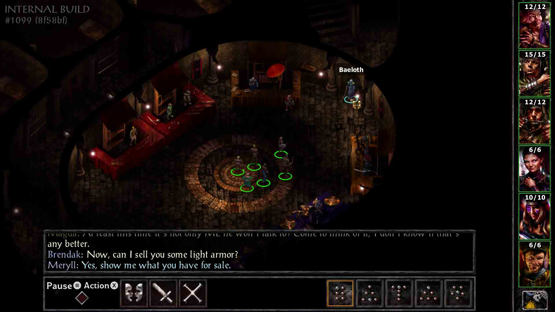 Baldur's Gate & Baldur's Gate II Enhanced Edition - Screenshot 2